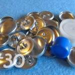 Covered Button Kit - 3/4 in..