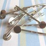 10pcs Bobby Pins with 10mm ..