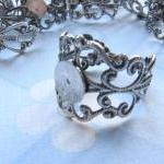 5 Adjustable Antique Ring B..